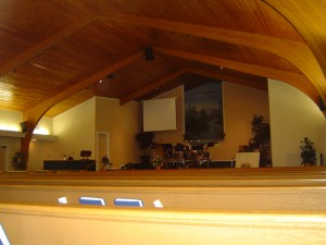Family Fellowship Center, Our Church - a place of worship and comfort